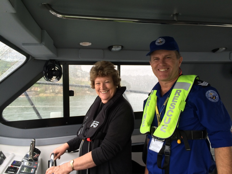 The Hon. Jillian Skinner At The Helm of MH30